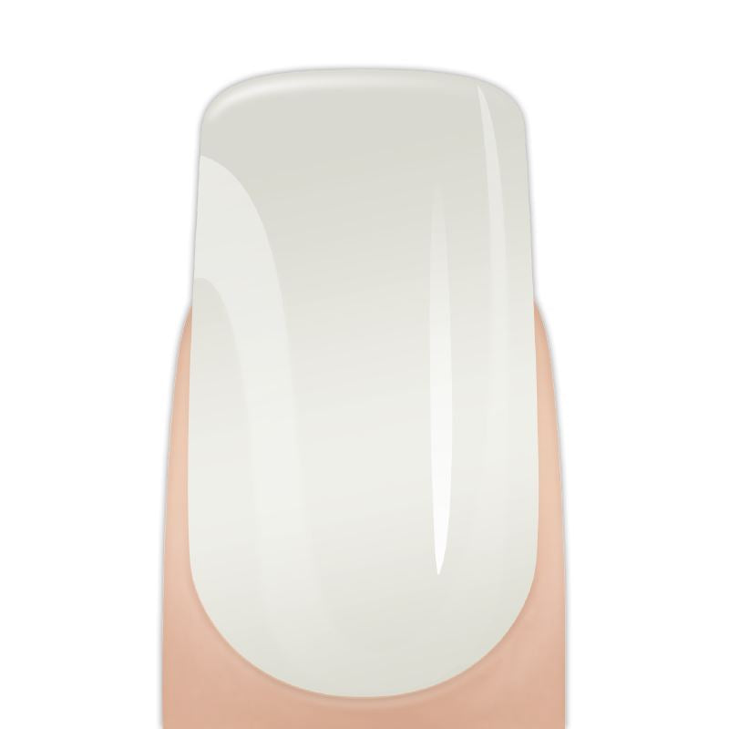 "Esmalte Efecto Gel. Gel Effect ""French White"" by Republic Cosmetics"