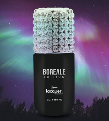 "One Step Gel. Gel Lacquer Evolution ""Boreale"" by republiccosmetics"