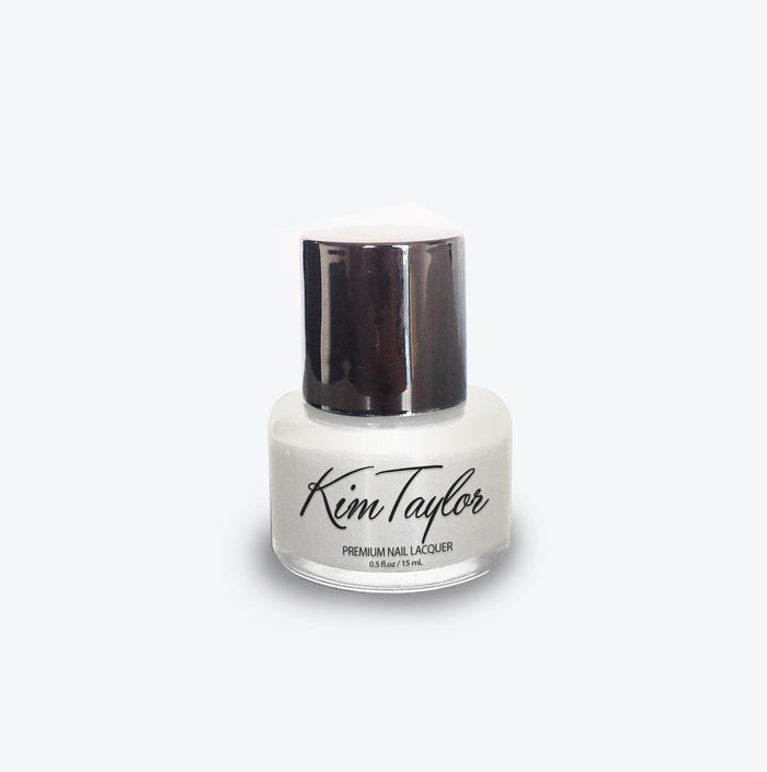 "esmalte. Esmalte Kim Taylor ""French White"" by Republic Cosmetics"