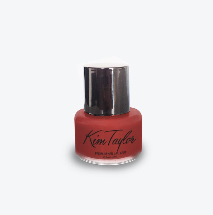 esmalte. Esmalte Kim Taylor HEART RED by Republic Cosmetics