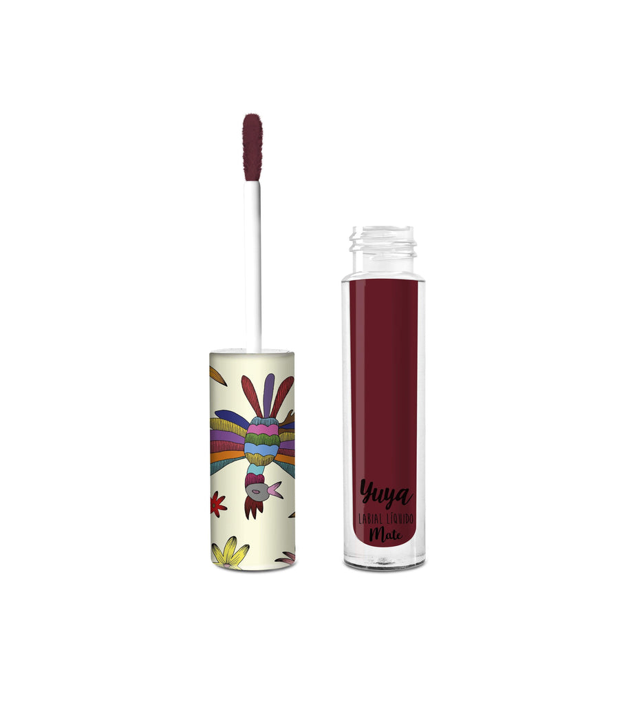 "Labial. Yuya Labial Liquido Mate ""Chiquita"" by Republic Cosmetics"