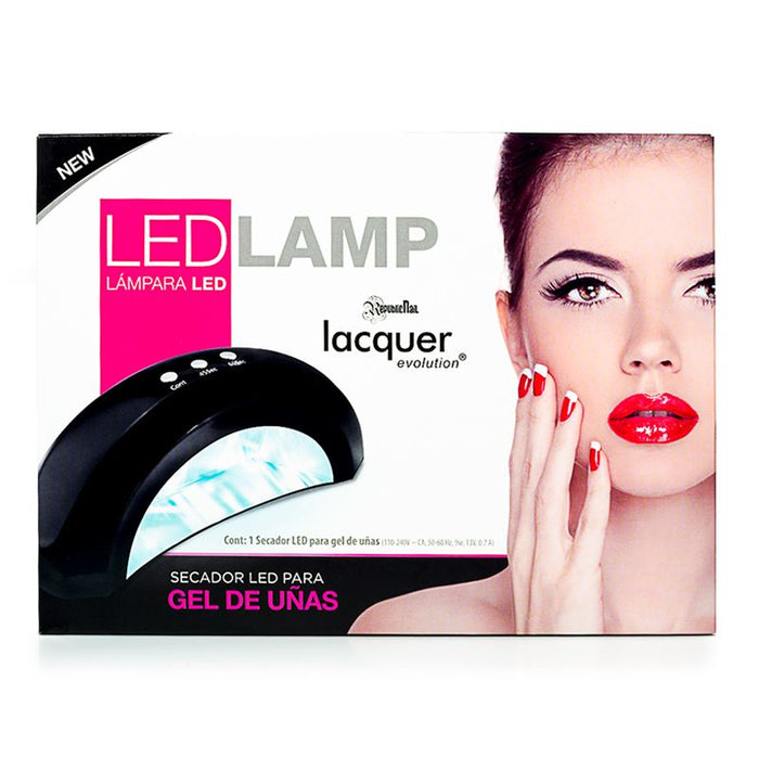 Lámpara Led Con Timer Lámpara Led republiccosmetics