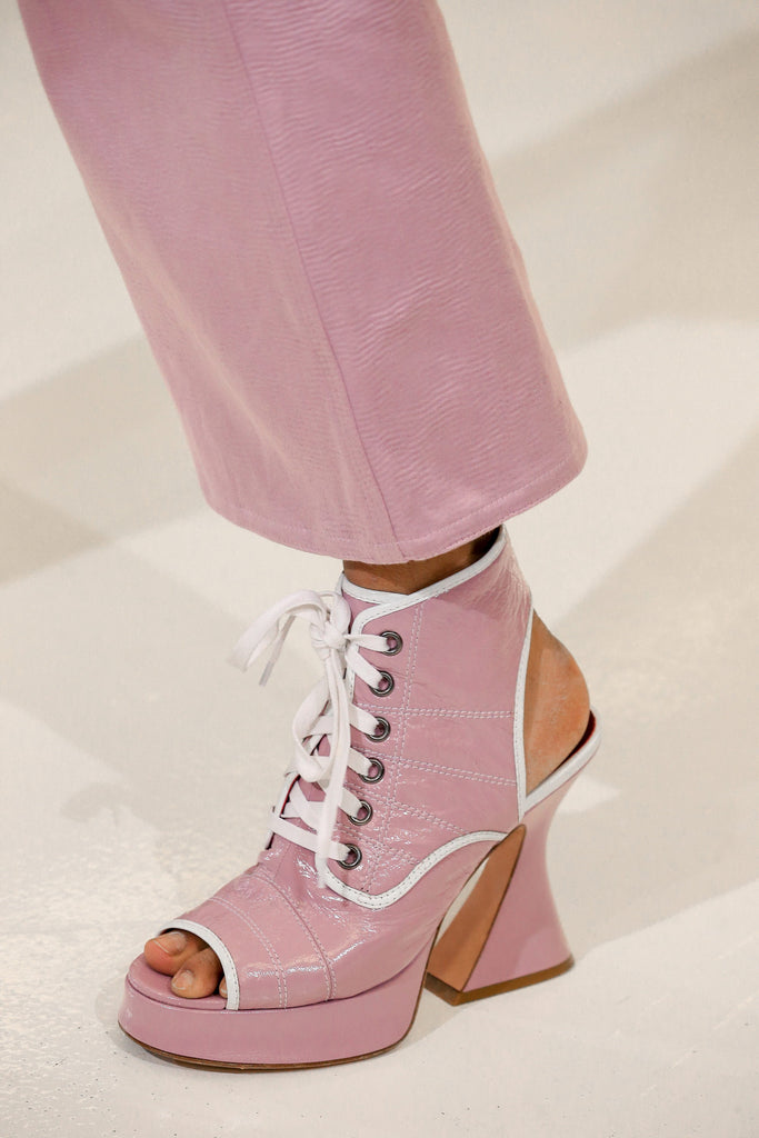 Spring/Summer '18 Runway Shoes