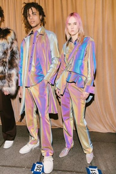 Vogue Backstage at Fall '18 Show