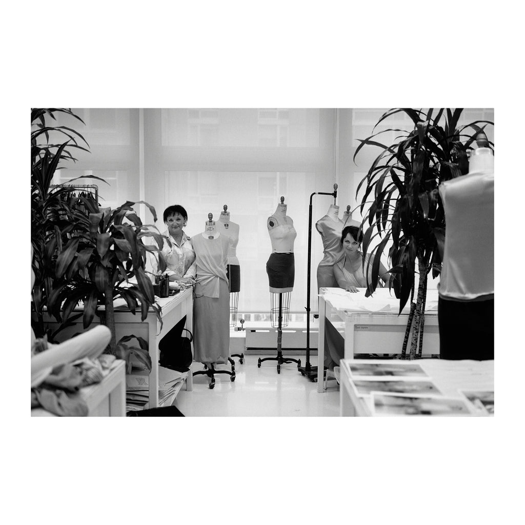"System Magazine Feature - ""Inside the atelier of New York-based label, Sies Marjan"""