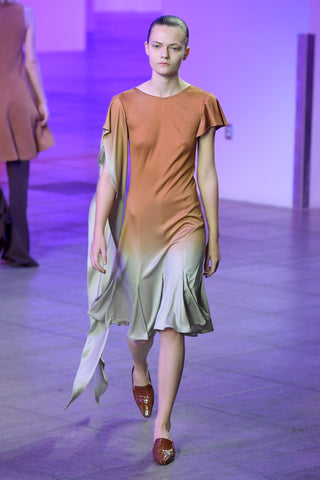 Look 6 from the Sies Marjan Fall/Winter 2018 runway show.