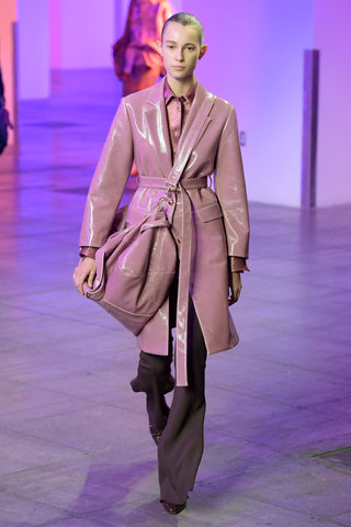 Look 11 from the Sies Marjan Fall/Winter 2018 runway show.