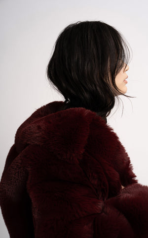 Felice Faux Fur Jacket