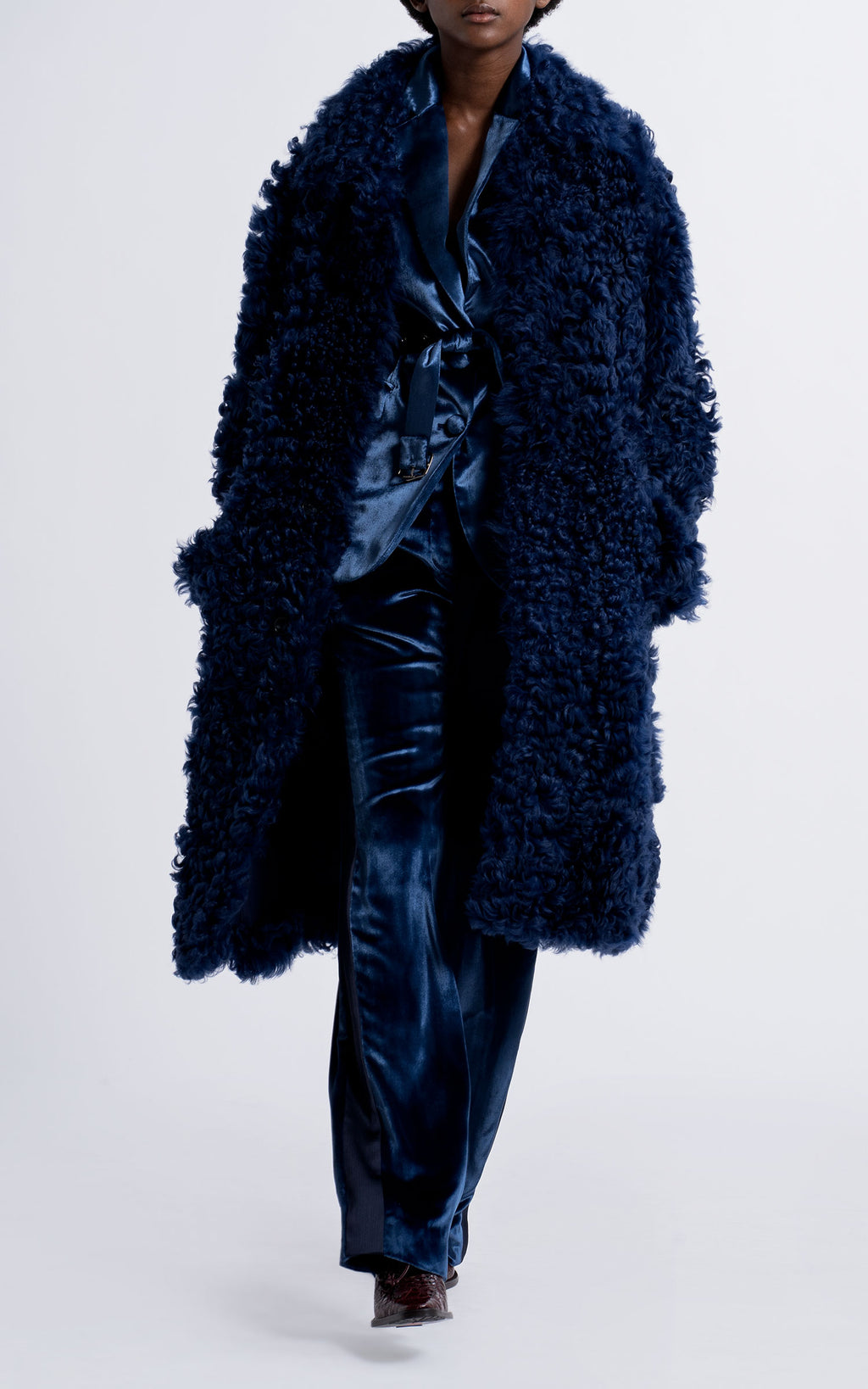 Ripley Shearling Coat