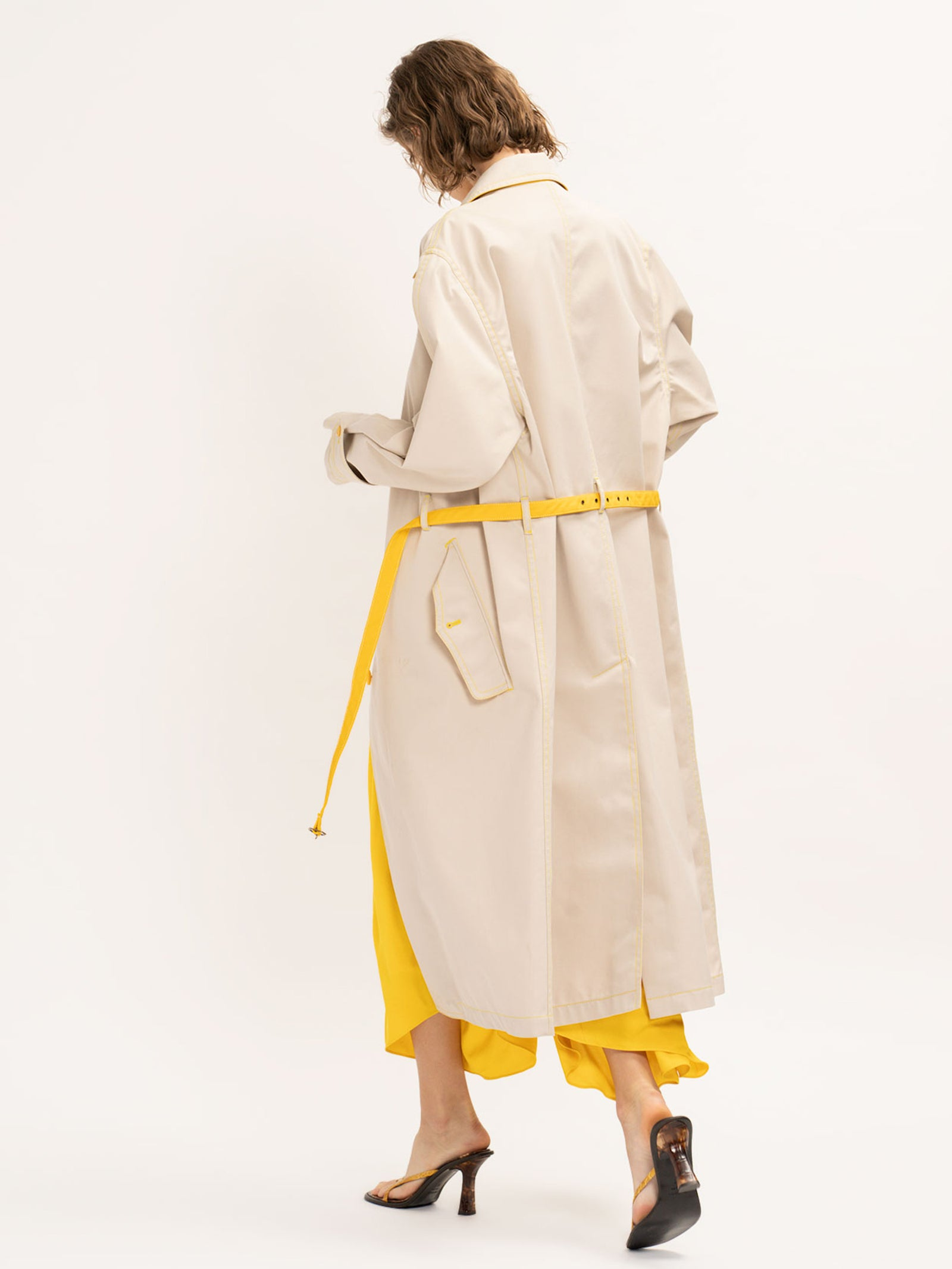 Lee Coated Trench