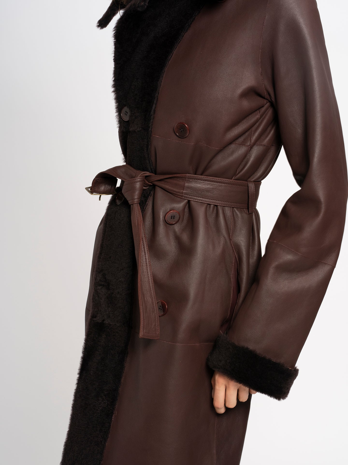 Jackie Reversible Coat
