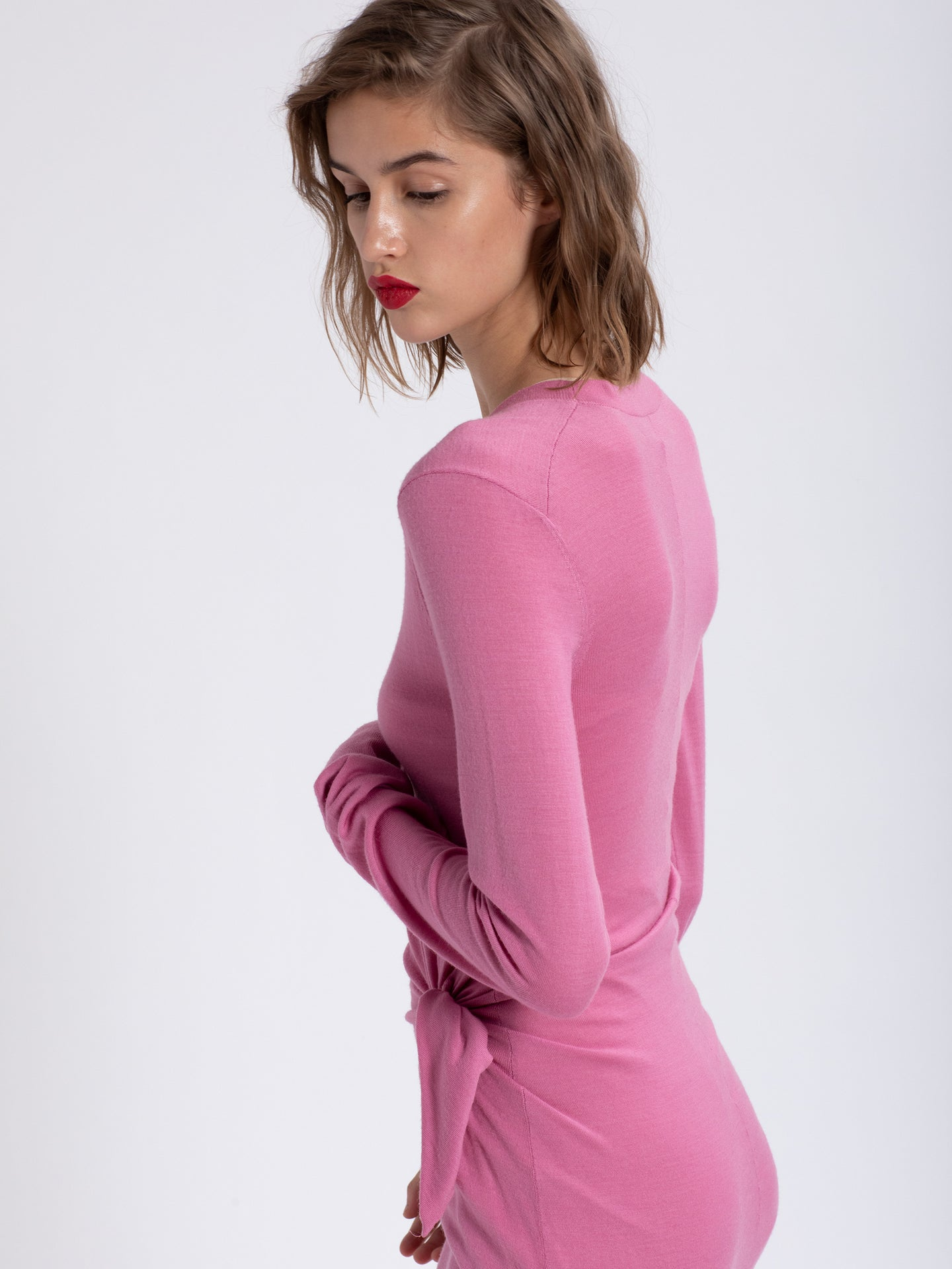 Selma Superfine Merino Dress