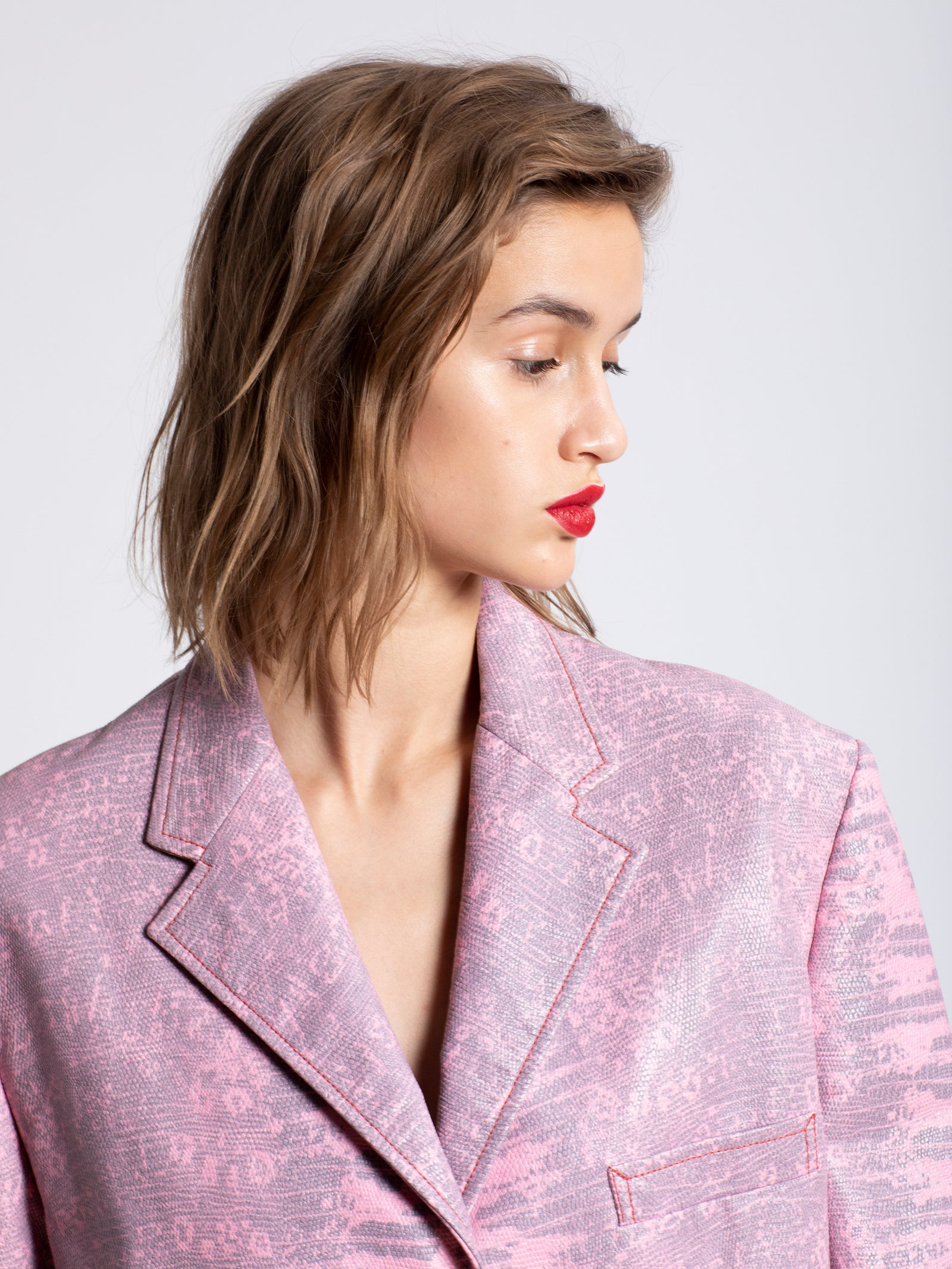 Molly Lizard Oversized Blazer