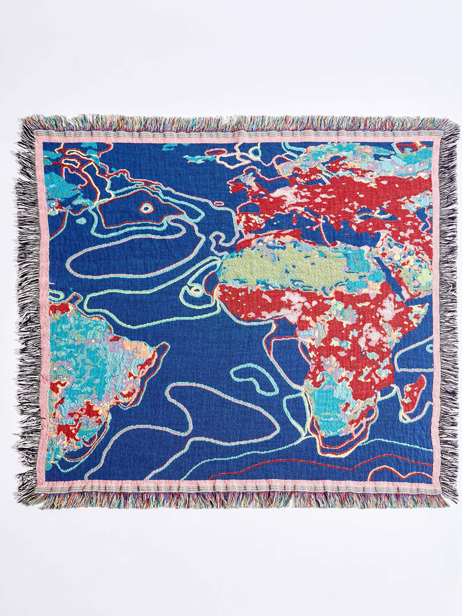 Sies Marjan X AMO Color World Blanket