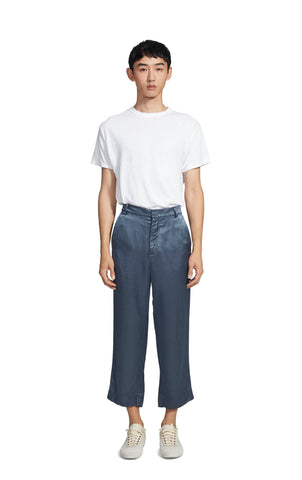 Alex Washed Satin Pant