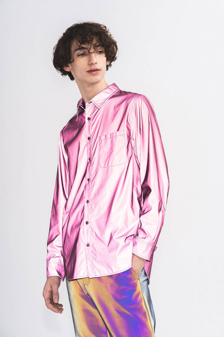 Sander Washed Reflective Shirt