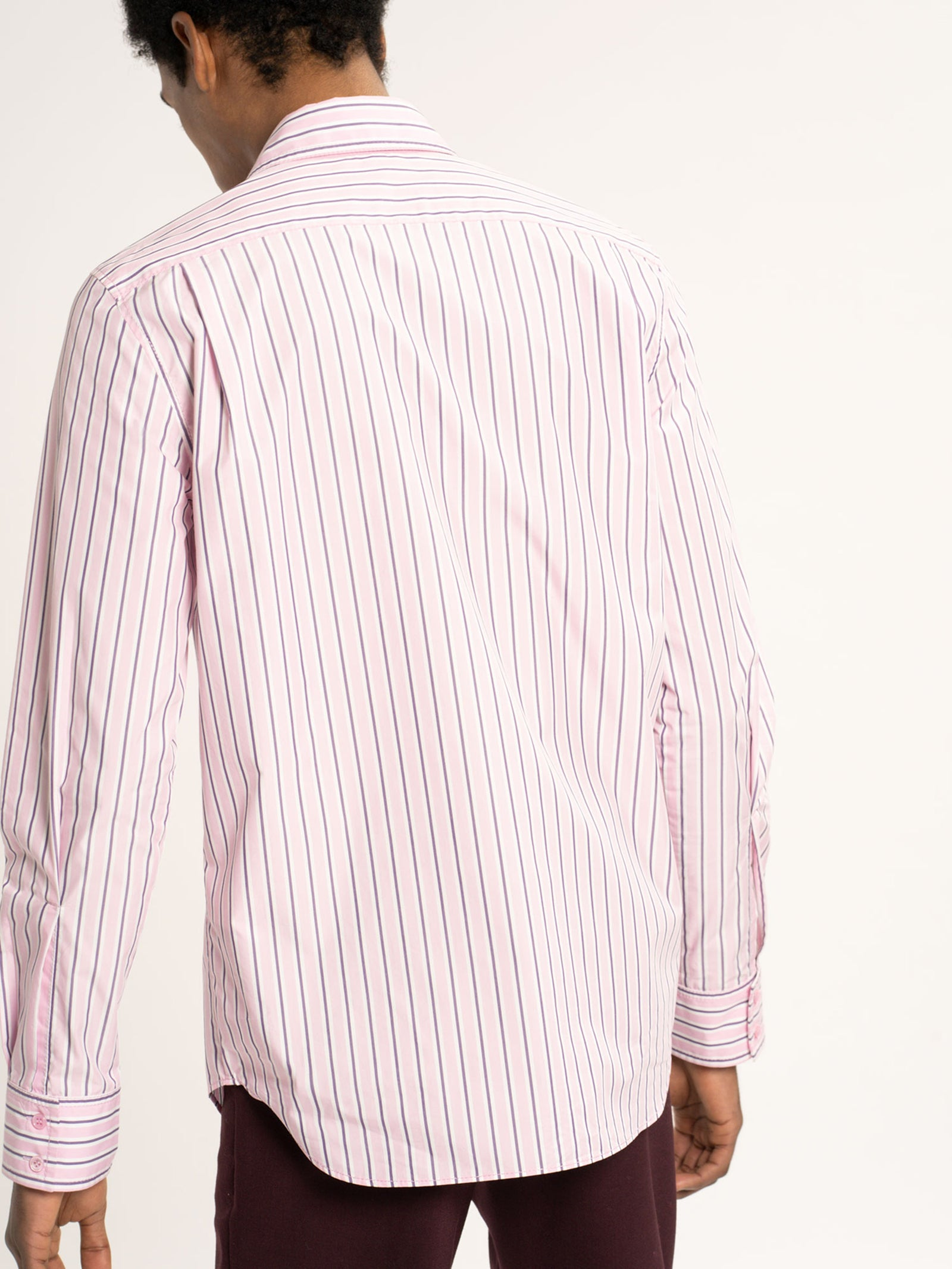 Sander Striped Shirt