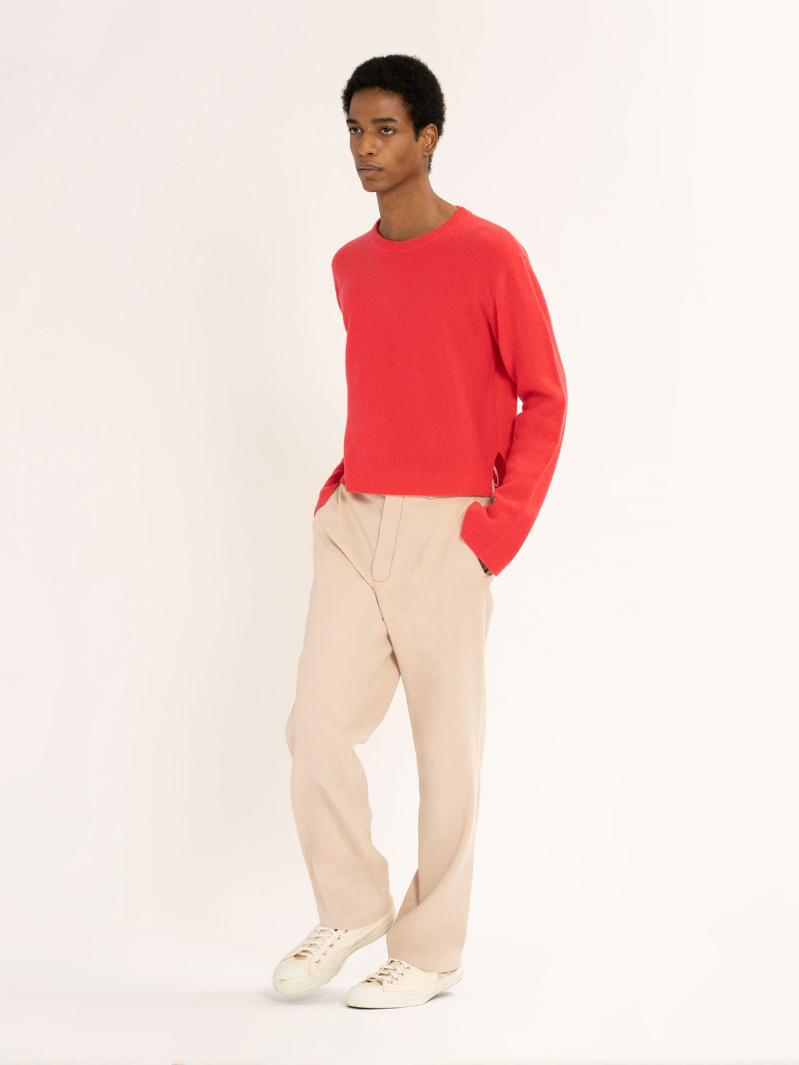 Jett Cashmere Sweater