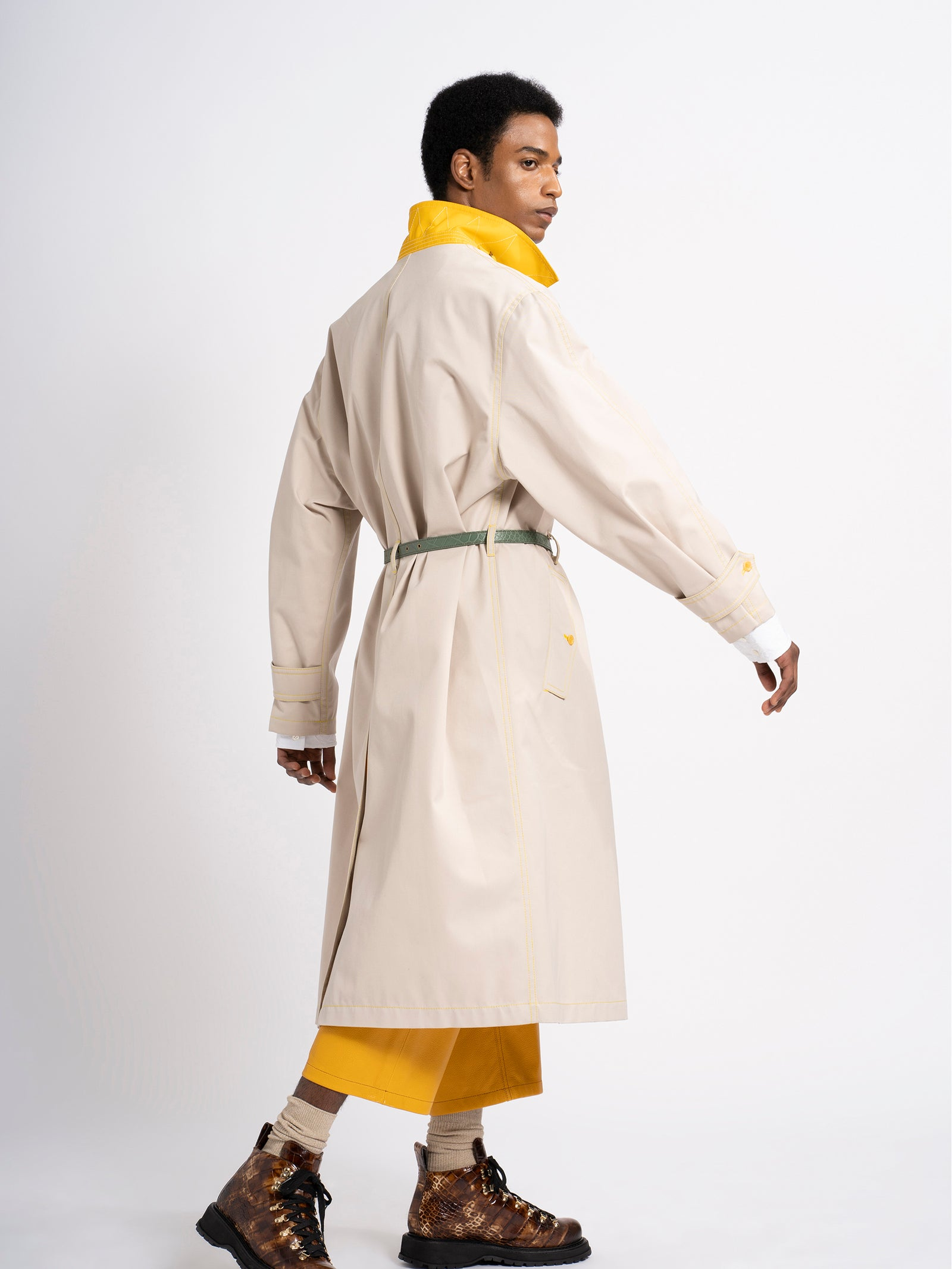 Cruz Coated Trench