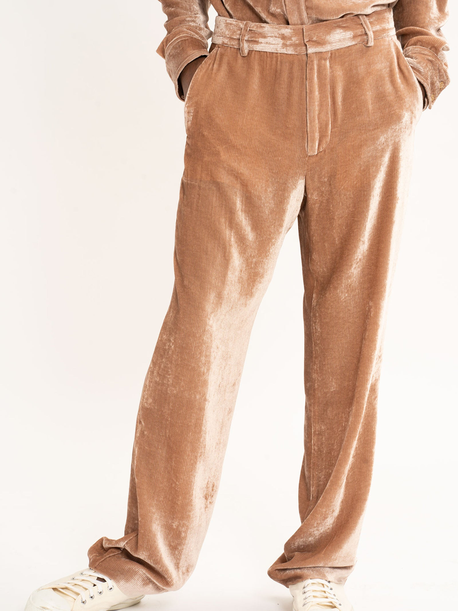 Toby Fluid Cord Pant