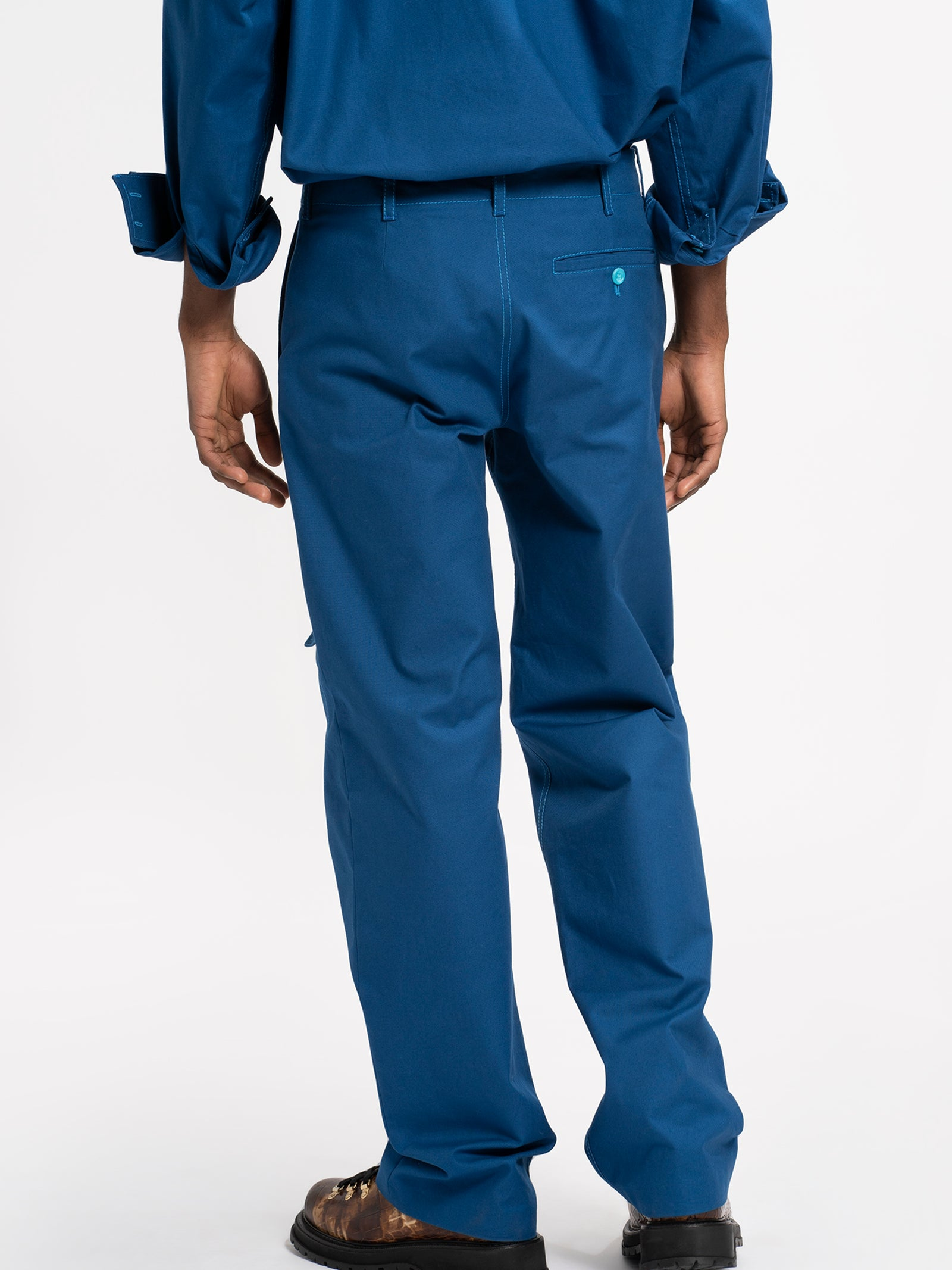 Eshaan Canvas Cargo Pant