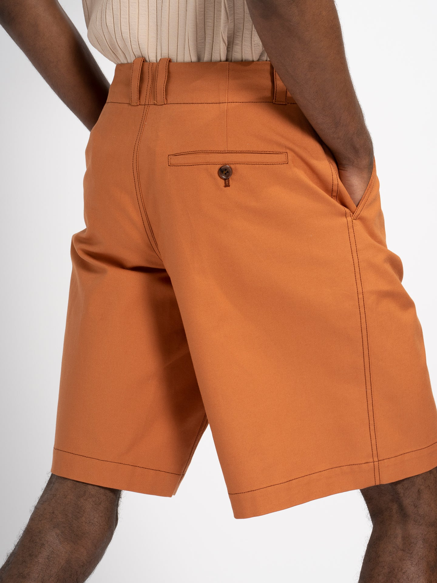 Sterling Canvas Short