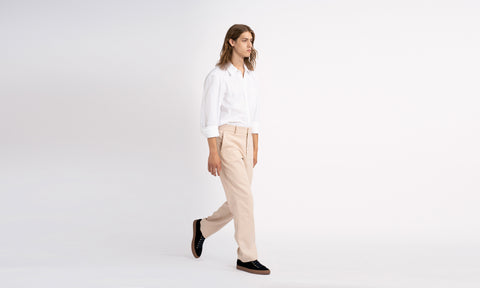 Toby Cotton Crepe Pant