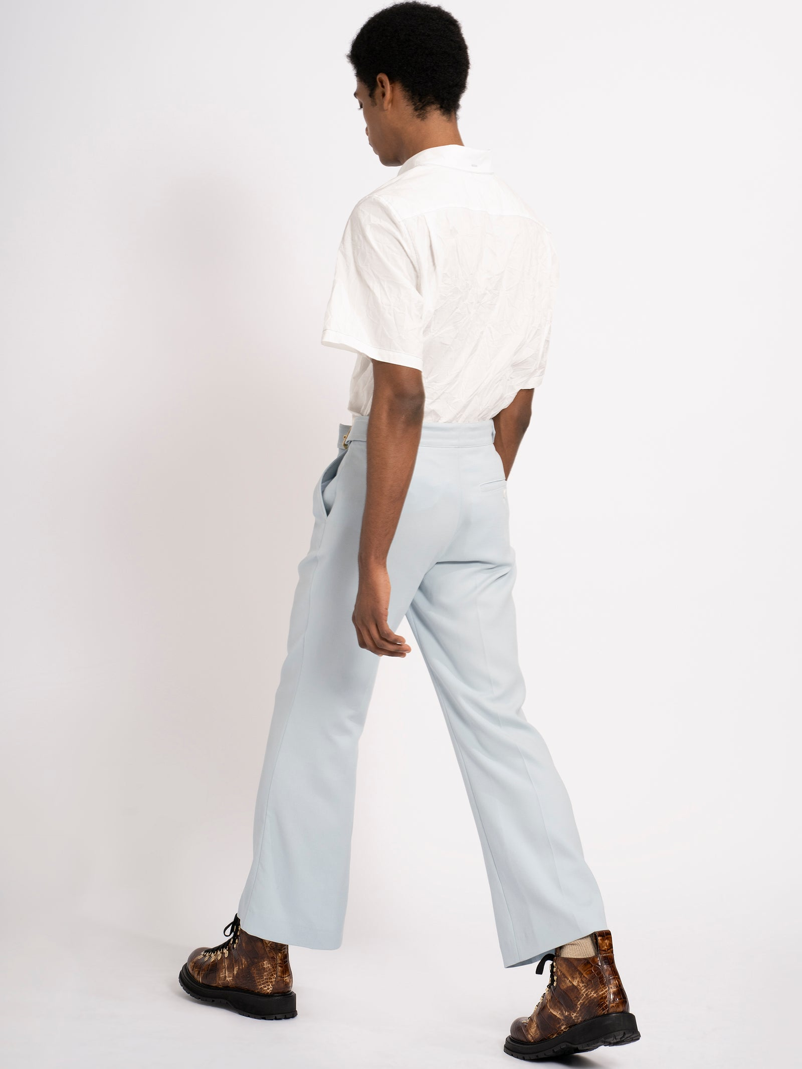 Vice Cotton Crepe Pant