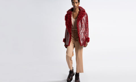 Emery Reversible Shearling