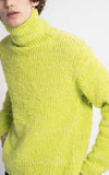 Bas Multicolor Turtleneck Sweater