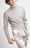 Hunter Multicolor Melange Turtleneck Sweater