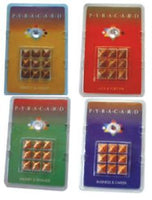 PyraCard kit(basic 4 cards) Pyramids