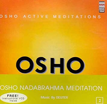 Nadabrahma-Osho Meditation (Music CD) with VCD