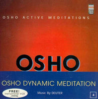 Osho - Dynamic Meditation (MUSIC CD)