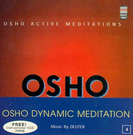 Osho - Dynamic Meditation (MUSIC CD) with instructions