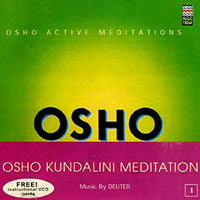 Osho - Kundalini Meditation (MUSIC CD)