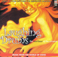 Laughing Drums Osho Music CD