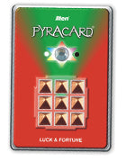 Pyracard (Luck & Fortune) Pyramid