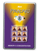 Pyracard(Memory and Concentration)