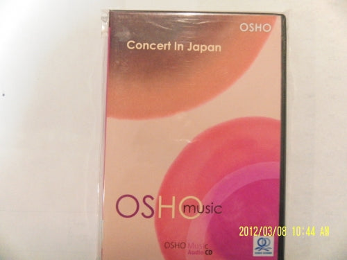 Concert In Japan  OSHO Music
