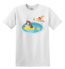 Balltze Cheems Swimming Pool Tee