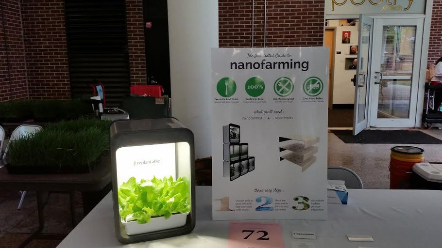 Replantable at Georgia Tech Earth Day 2016