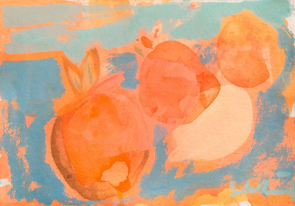 May Clementines - 12 x 8