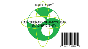 Hair Shampoo Bar - Naturally Restore & Strengthen- 4oz