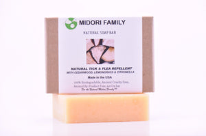 REPELLENT AND MOISTURIZING NEEM SOAP
