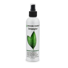Detangling/leave-in conditioning spray with Organic coconut, baobab and rosemary
