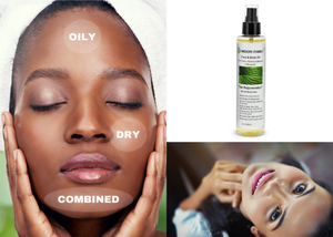 Rejuvenating Face & Body Oil - Gentle Skin Care