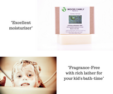 natural hypoallergenic soap
