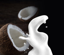 stretch mark balm and oil with coconuts