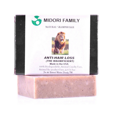 Natural Shampoo bar for hair- Restoration & Strengthen therapy